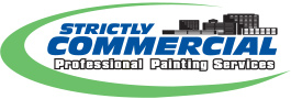 Strictly Commercial Professional Painting Services